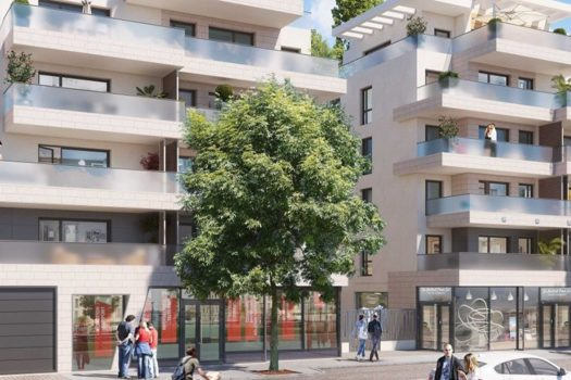 Immobilier Neuf à Colombes