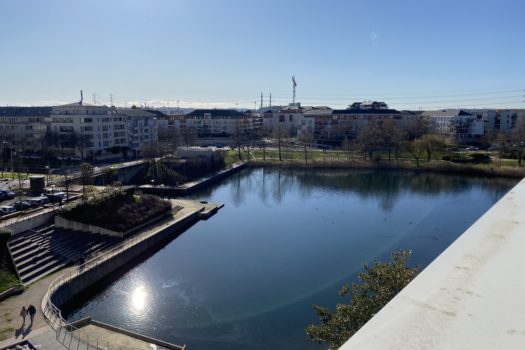 T4 Creteil - Quartier du vieux port