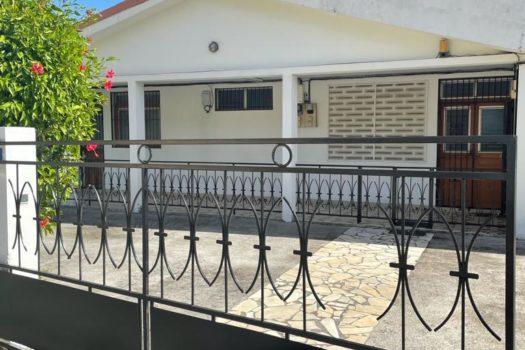 Maison-ensemble immobilier-schoelcher-Martinique